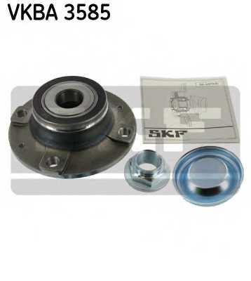 Комплект подшипника ступицы колеса SKF VKBA 3585 - изображение