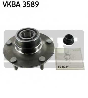 Комплект подшипника ступицы колеса SKF VKBA3589 - изображение