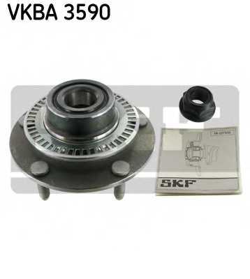 Комплект подшипника ступицы колеса SKF VKBA 3590 - изображение