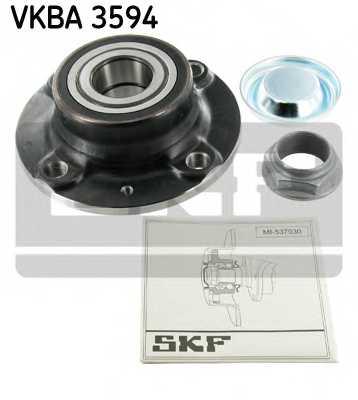 Комплект подшипника ступицы колеса SKF VKBA 3594 - изображение