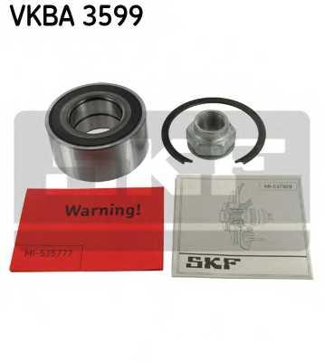 Комплект подшипника ступицы колеса SKF VKBA 3599 - изображение