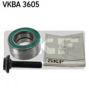 Комплект подшипника ступицы колеса SKF VKBA 3605 - изображение
