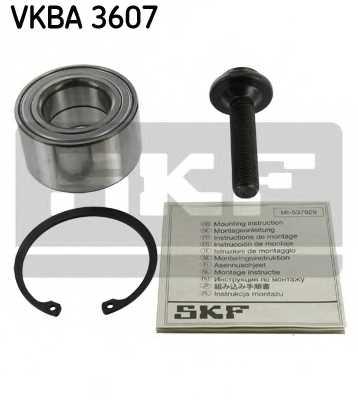 Комплект подшипника ступицы колеса SKF VKBA 3607 - изображение