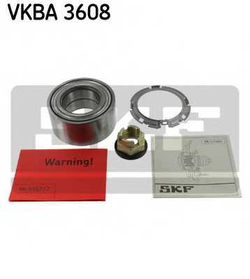 Комплект подшипника ступицы колеса SKF VKBA 3608 - изображение