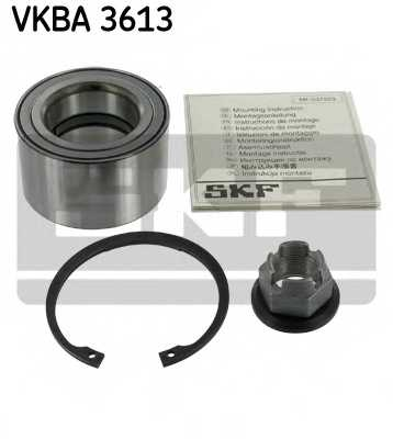 Комплект подшипника ступицы колеса SKF VKBA 3613 - изображение