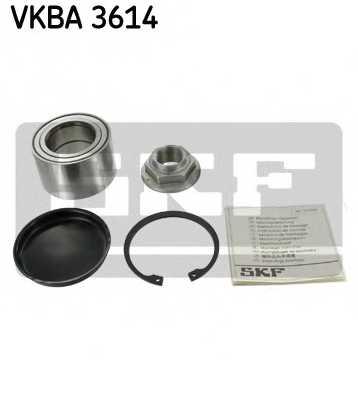 Комплект подшипника ступицы колеса SKF VKBA 3614 - изображение