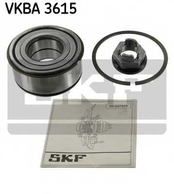 Комплект подшипника ступицы колеса SKF VKBA 3615 - изображение