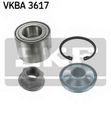Комплект подшипника ступицы колеса SKF VKBA3617 - изображение