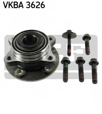 Комплект подшипника ступицы колеса SKF VKBA3626 - изображение