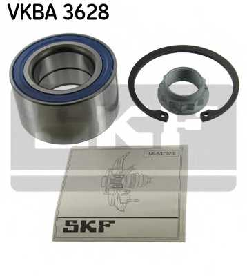 Комплект подшипника ступицы колеса SKF VKBA 3628 - изображение