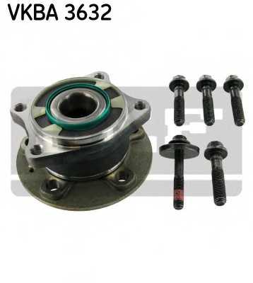 Комплект подшипника ступицы колеса SKF VKBA 3632 - изображение