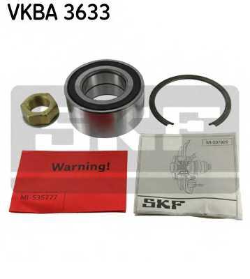 Комплект подшипника ступицы колеса SKF VKBA 3633 - изображение