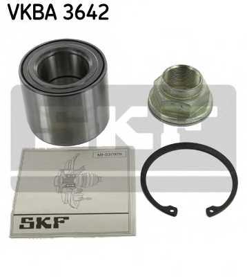 Комплект подшипника ступицы колеса SKF VKBA 3642 - изображение