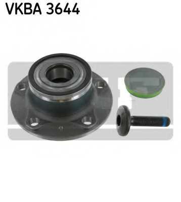 Комплект подшипника ступицы колеса SKF VKBA 3644 - изображение
