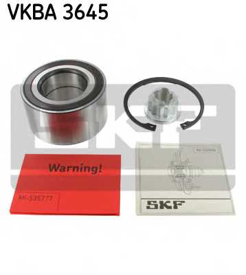 Комплект подшипника ступицы колеса SKF VKBA 3645 - изображение