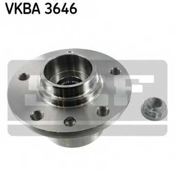 Комплект подшипника ступицы колеса SKF VKBA 3646 - изображение