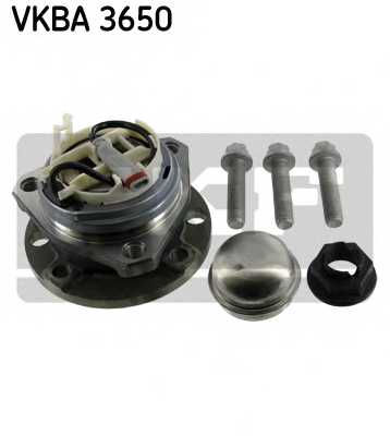 Комплект подшипника ступицы колеса SKF VKBA 3650 - изображение