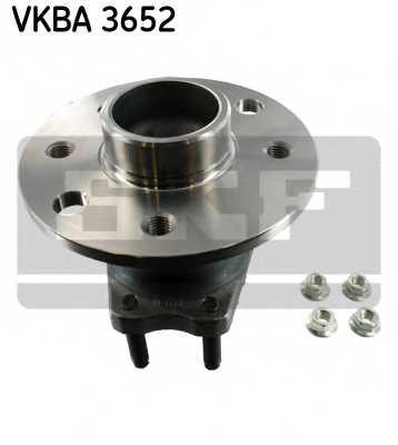 Комплект подшипника ступицы колеса SKF VKBA 3652 - изображение