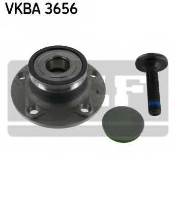 Комплект подшипника ступицы колеса SKF VKBA 3656 - изображение