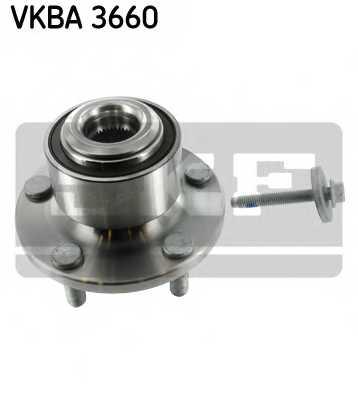Комплект подшипника ступицы колеса SKF VKBA 3660 - изображение