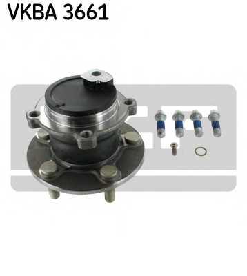 Комплект подшипника ступицы колеса SKF VKBA 3661 - изображение