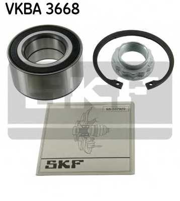 Комплект подшипника ступицы колеса SKF VKBA 3668 - изображение