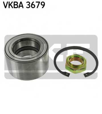 Комплект подшипника ступицы колеса SKF VKBA 3679 - изображение