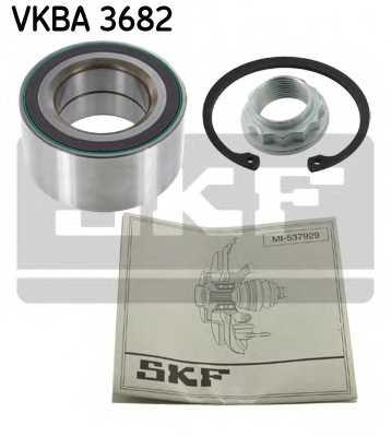 Комплект подшипника ступицы колеса SKF VKBA 3682 - изображение