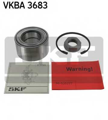 Комплект подшипника ступицы колеса SKF VKBA 3683 - изображение