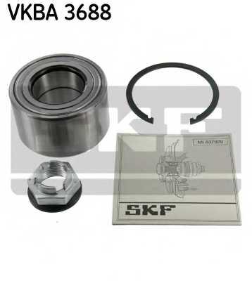 Комплект подшипника ступицы колеса SKF VKBA 3688 - изображение