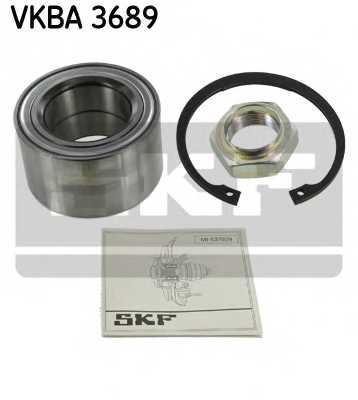 Комплект подшипника ступицы колеса SKF VKBA3689 - изображение