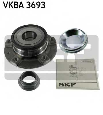 Комплект подшипника ступицы колеса SKF VKBA 3693 - изображение
