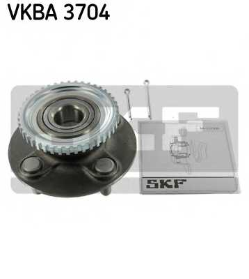 Комплект подшипника ступицы колеса SKF VKBA3704 - изображение