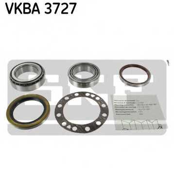 Комплект подшипника ступицы колеса SKF VKBA 3727 - изображение