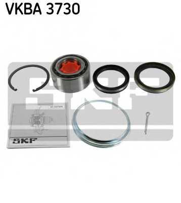 Комплект подшипника ступицы колеса SKF VKBA3730 - изображение