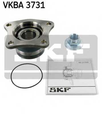 Комплект подшипника ступицы колеса SKF VKBA 3731 - изображение