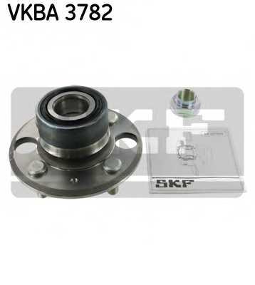 Комплект подшипника ступицы колеса SKF VKBA 3782 - изображение
