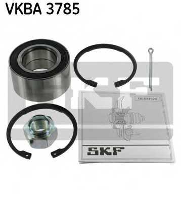 Комплект подшипника ступицы колеса SKF VKBA 3785 - изображение