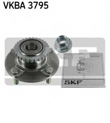 Комплект подшипника ступицы колеса SKF VKBA 3795 - изображение