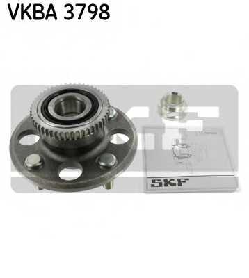 Комплект подшипника ступицы колеса SKF VKBA 3798 - изображение