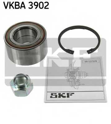 Комплект подшипника ступицы колеса SKF VKBA 3902 - изображение