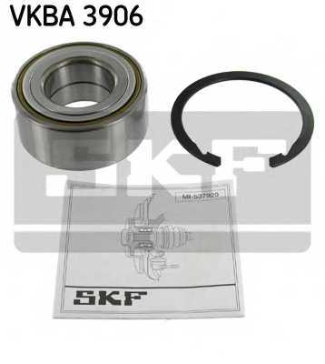 Комплект подшипника ступицы колеса SKF VKBA 3906 - изображение
