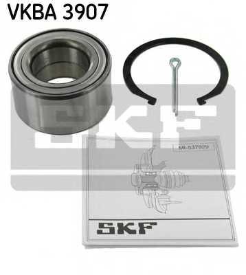 Комплект подшипника ступицы колеса SKF VKBA 3907 - изображение
