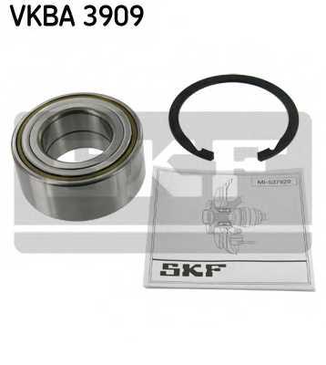 Комплект подшипника ступицы колеса SKF VKBA3909 - изображение