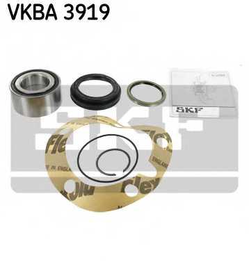 Комплект подшипника ступицы колеса SKF VKBA 3919 - изображение