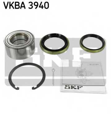 Комплект подшипника ступицы колеса SKF VKBA 3940 - изображение