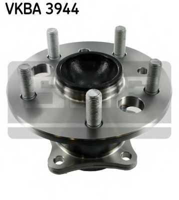 Комплект подшипника ступицы колеса SKF VKBA 3944 - изображение