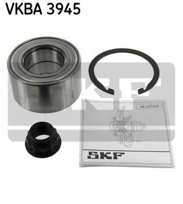 Комплект подшипника ступицы колеса SKF VKBA 3945 - изображение