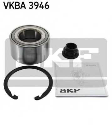 Комплект подшипника ступицы колеса SKF VKBA 3946 - изображение