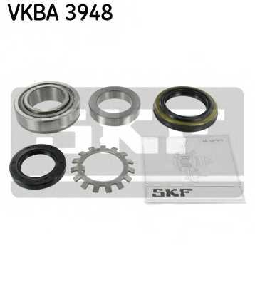 Комплект подшипника ступицы колеса SKF VKBA 3948 - изображение